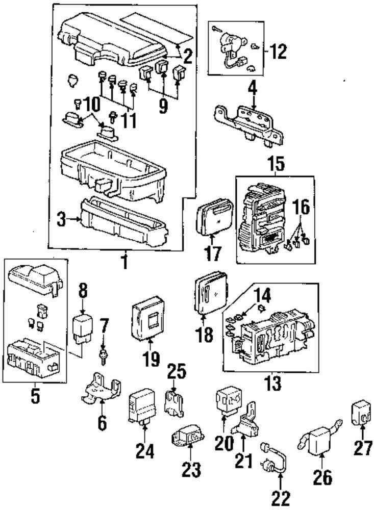 Mopar Fuse Box