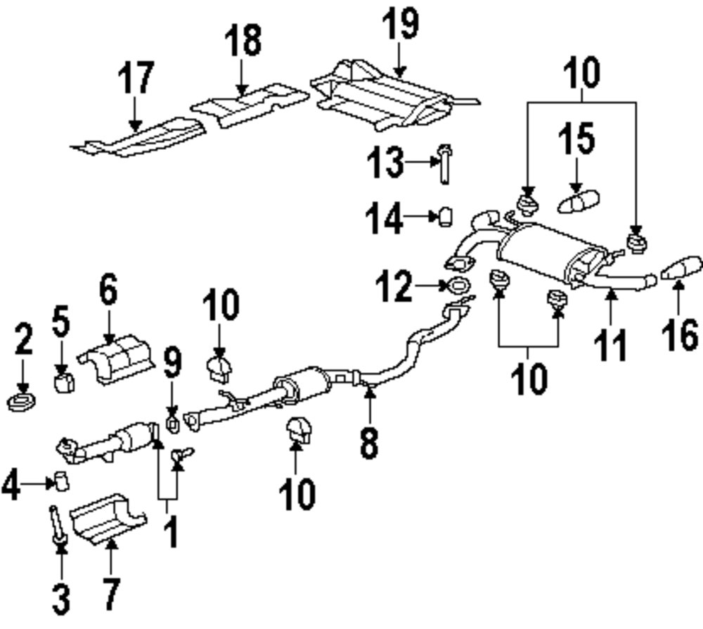 Browse A Sub Category To Buy Parts From 2008 Acura Mdx Wiring Diagram Genuine Baffle Plate Acu 74602stka00
