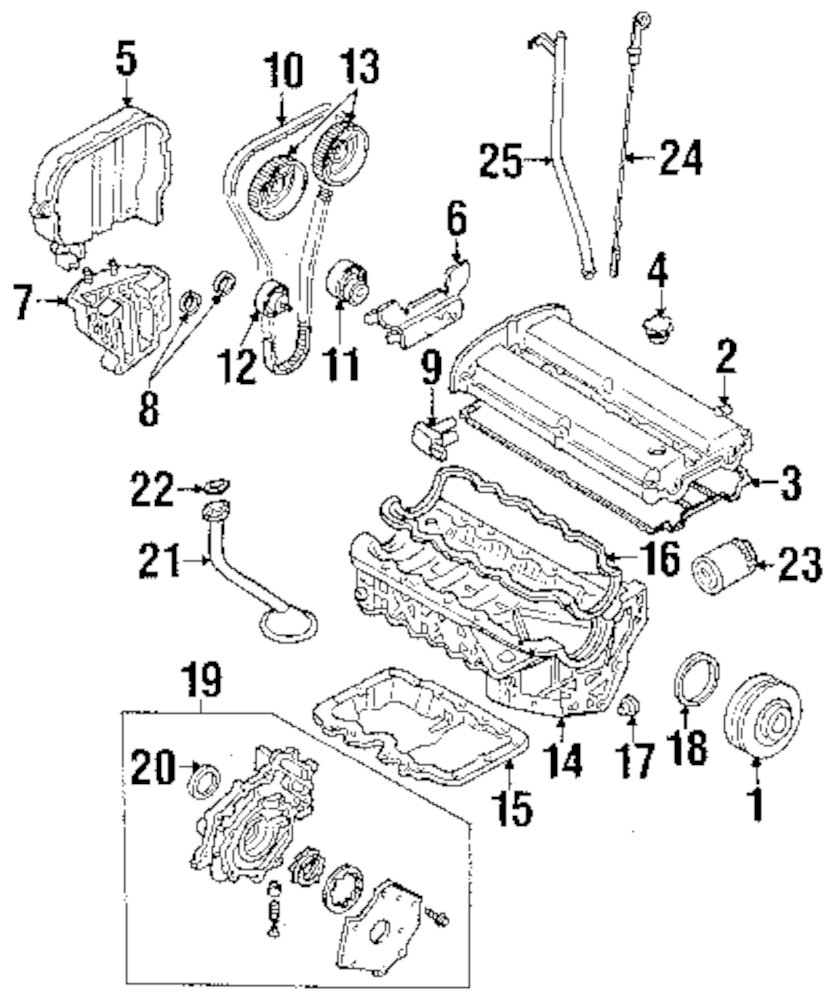1991 mazda miata exhaust system diagram