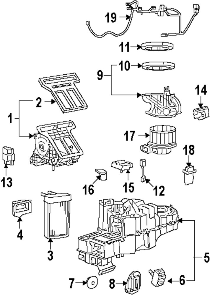 2007 Dodge Nitro Heater Core Schematic Wiring Diagrams