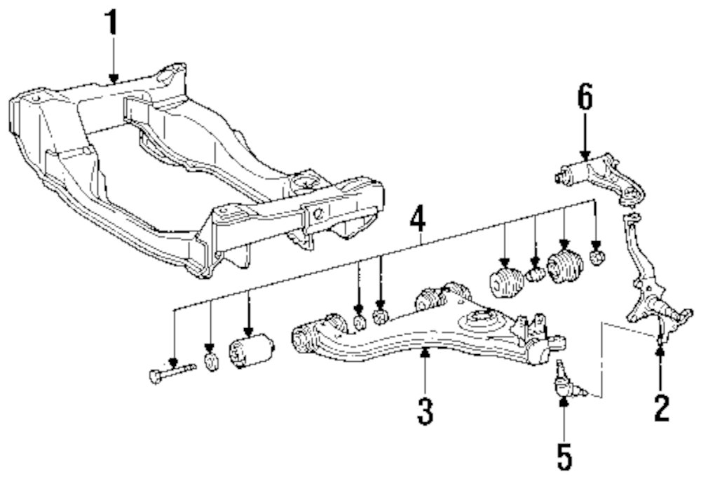 1997 mercede e420 part