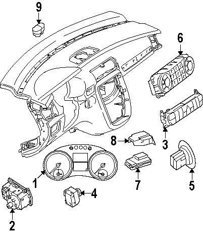 Mopar Direct Parts Dodge Chrysler Jeep Ram Wholesale Retail Mercedes Benz Ignition Switch Genuine Control Module Bracket Mbz 1648272414