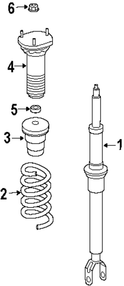 Vw Beetle Front Suspension Diagram