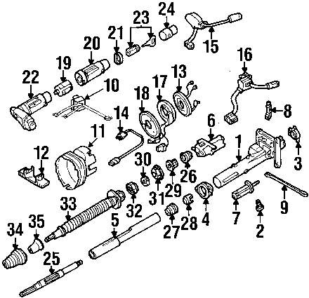 Browse A Sub Category To Buy Parts From 1994 Mercedes C280 Engine Diagram Genuine Benz Sending Unit Mbz 0085429517