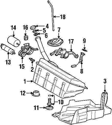 Mopar Direct Parts Dodge Chrysler Jeep Ram Wholesale Retail Clk320 Fuel Filter Genuine Mercedes Benz Mbz 0024772801