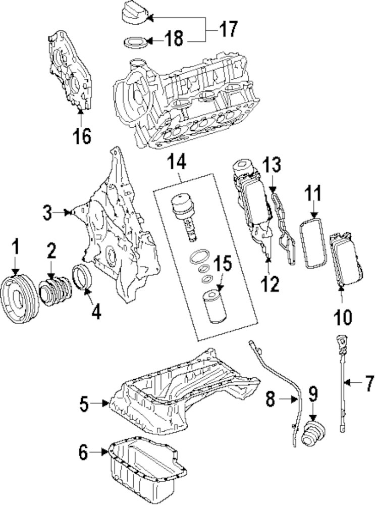 Browse a sub category to buy parts from mopardirectparts for Original mercedes benz parts online