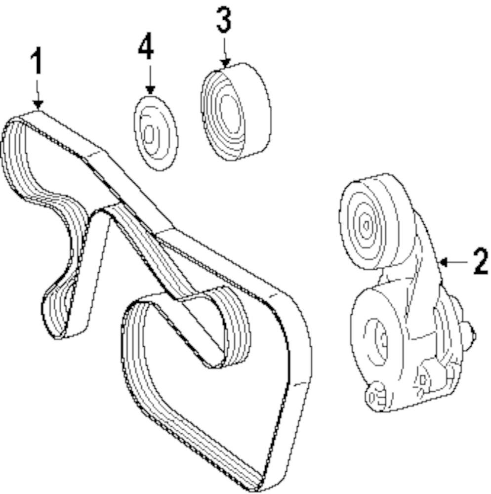 Mopar Direct Parts Dodge Chrysler Jeep Ram Wholesale Retail Belt Tensioner Diagram Genuine Mercedes Benz Mbz 6422001370
