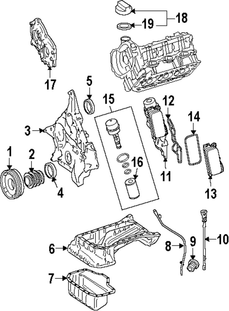 Browse A Sub Category To Buy Parts From Mopardirectparts. Genuine Mercedesbenz Oil Cooler Assy Mbz 2721800510. Mercedes Benz. Mercedes Gl450 Engine Diagram At Eloancard.info