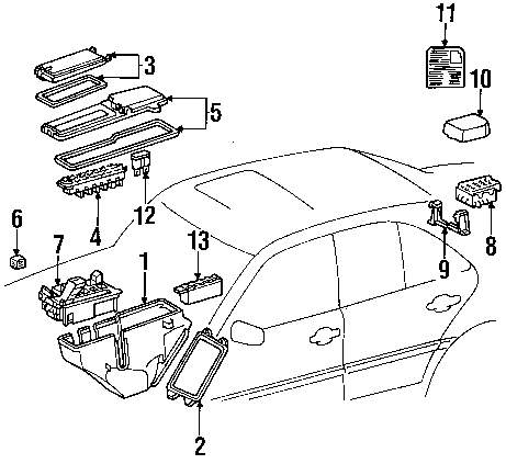 Browse A Sub Category To Buy Parts From Mercedes Clk550 Fuse Box Genuine Benz Mbz 2025450901
