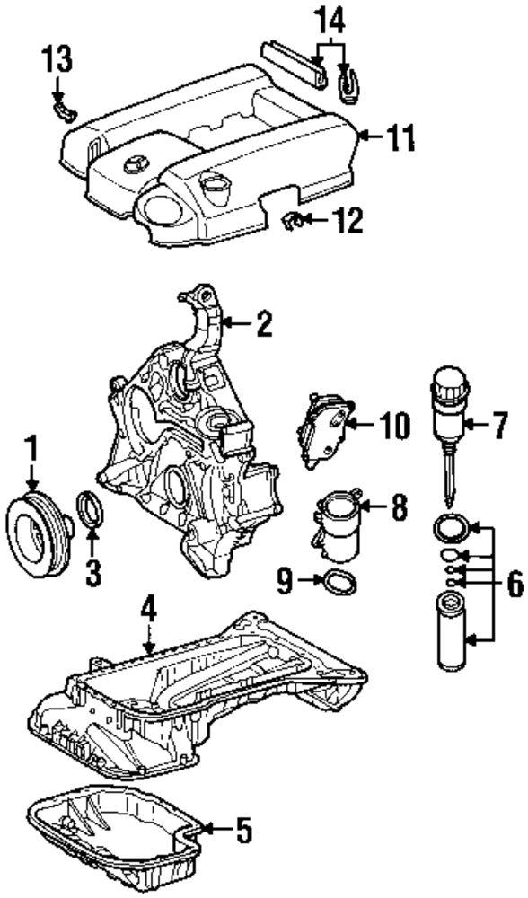 C280 Engine