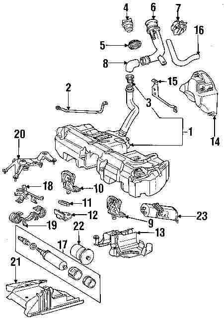 Genuine Mercedesbenz Filter Mbz 0024772701: Mercedes Benz Fuel System Diagram At Johnprice.co
