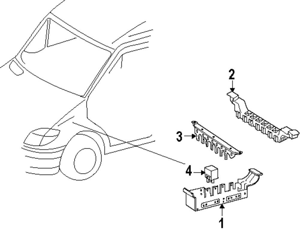 Mercedes Benz Fuse Diagram