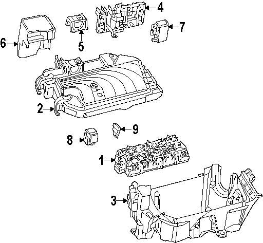 2001 volvo v70 map sensor location
