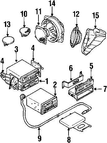 Dodge Ram Radio Cd Player