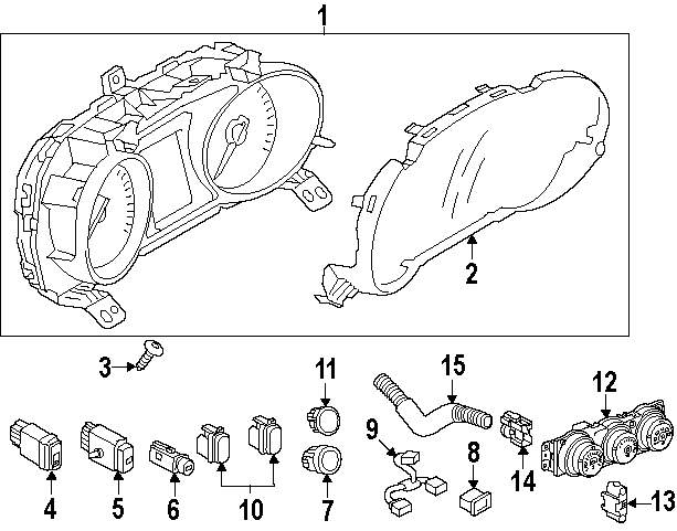 Body Hardware Parts For Mitsubishi