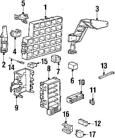 mopar direct parts dodge chrysler jeep ram wholesale retail parts Jeep Fuse Box Covers genuine porsche fuse relay box support por 99661010400