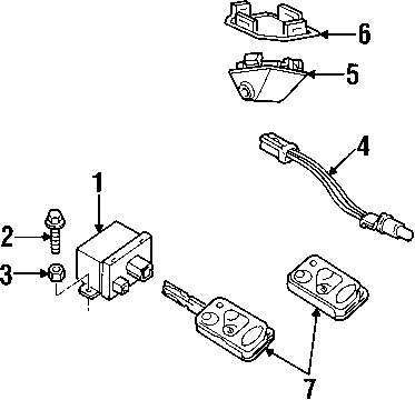 Browse A Sub Category To Buy Parts From 9003 Headlight Wiring Diagram Genuine Land Rover Retainer Plate Ran Btr2755