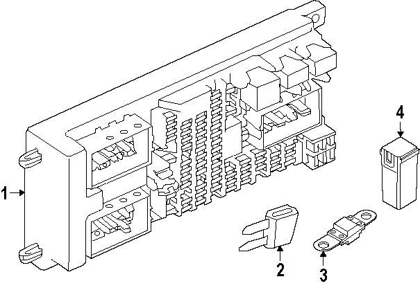 Genuine Land Rover Circuit Breaker Ran Lr021343: Land Rover Fuse Box At Eklablog.co
