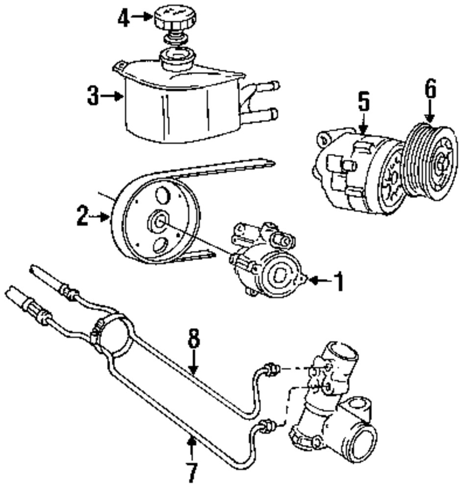 mopar direct parts dodge chrysler jeep ram wholesale retail parts Porsche Engine Diagram genuine saab reservoir sab 4424800