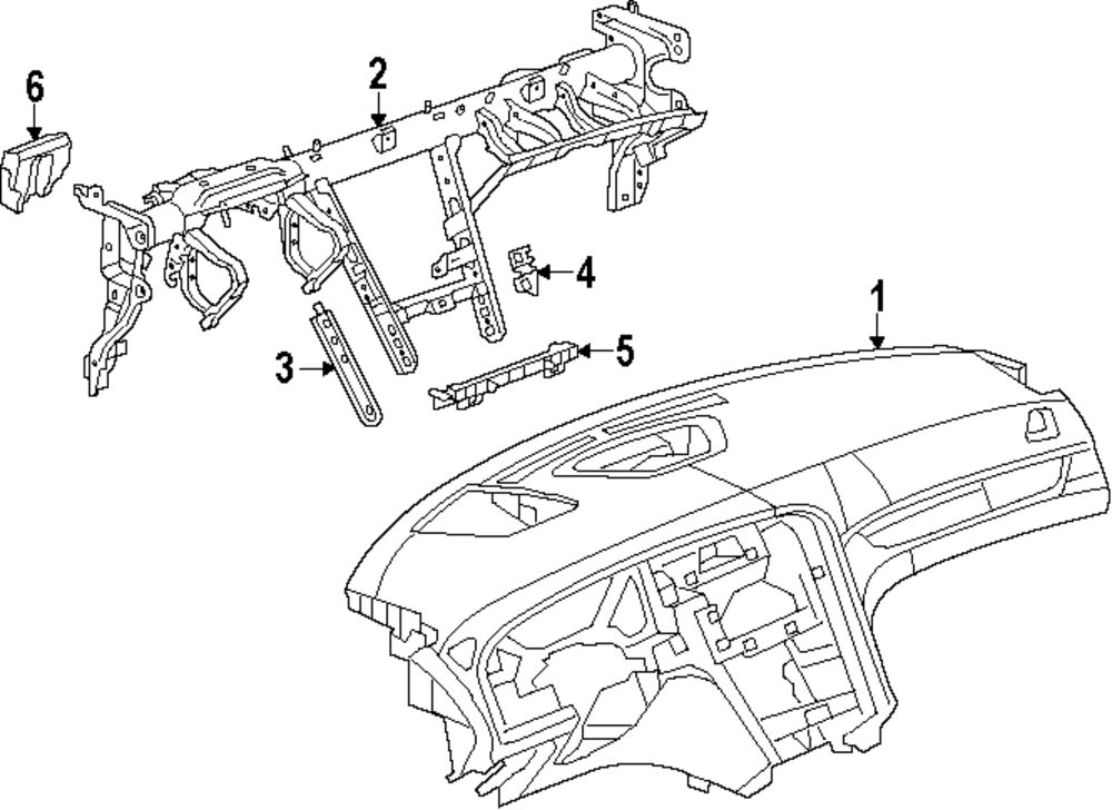 mopar direct parts dodge chrysler jeep ram wholesale retail parts 2006 Saab 9-5 Interior genuine saab insulator sab 12780705