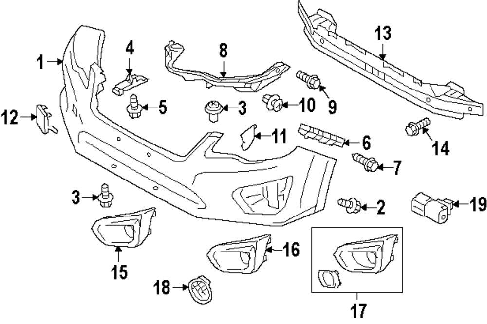 Buy Front Bumper Parts for sc400 LEXUS CT200H vehicle - Jm Lexus ...