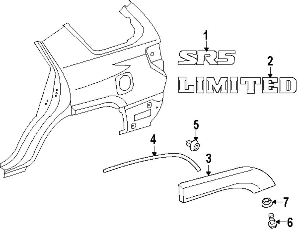 Buy Quarter Panel Parts For 2010 Porsche Vehicle
