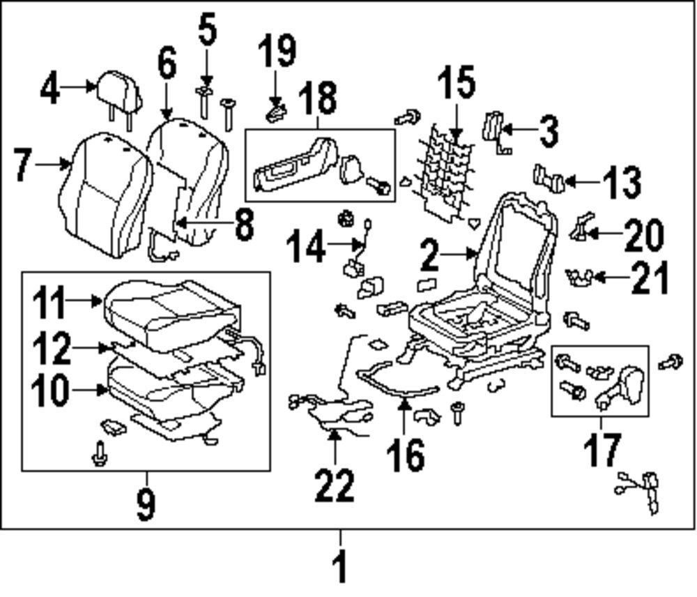Adsit Company Mercedes Benz Parts Toyota Wiring Harness Genuine Wire Toy 8219102030
