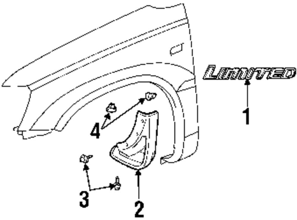 Buy Fender Parts For 2008 Porsche Vehicle