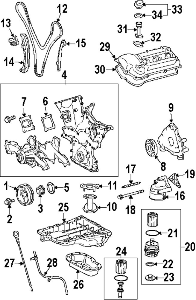 2013 chevrolet equinox parts catalog