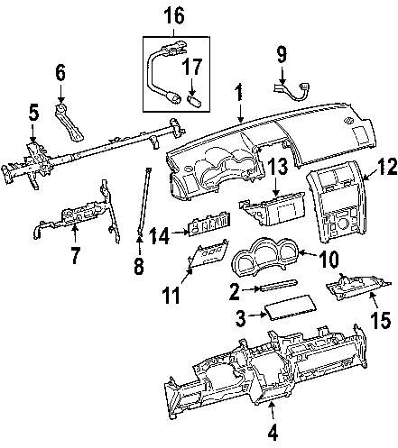 Buy Instrument Panel Parts For Scion Tc Vehicle Toyota Engine Diagram Genuine Upper Cover Insulator Sci 5524463010