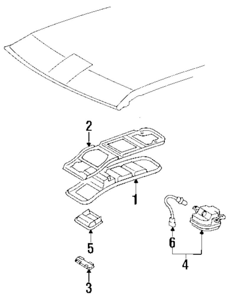 Lexus Lx470 Parts Diagram