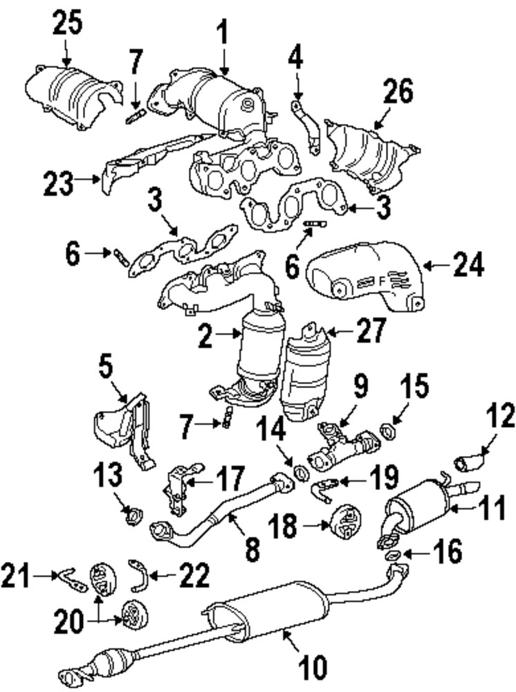 lexus parts for order florida lexus dealer Lexus RX330 Seat Dimensions genuine lexus front insulator bracket lex 1757220100