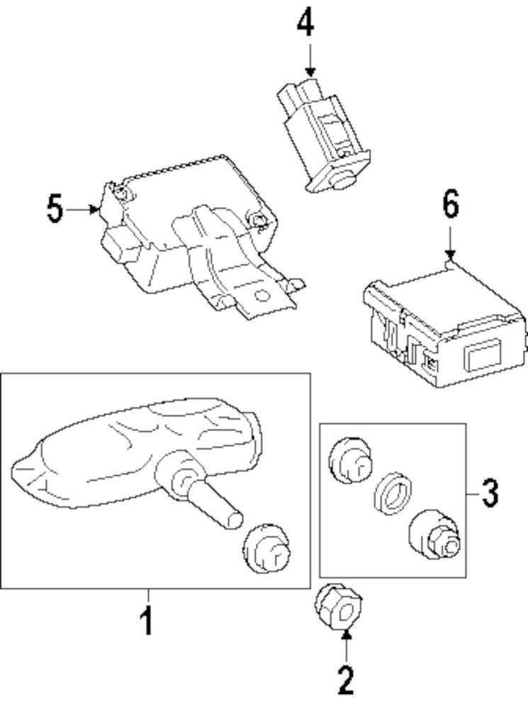 Lexus Rx 350 Tpms Wiring Diagram Lexus Rx 350 Shop Manual Lexus Rx