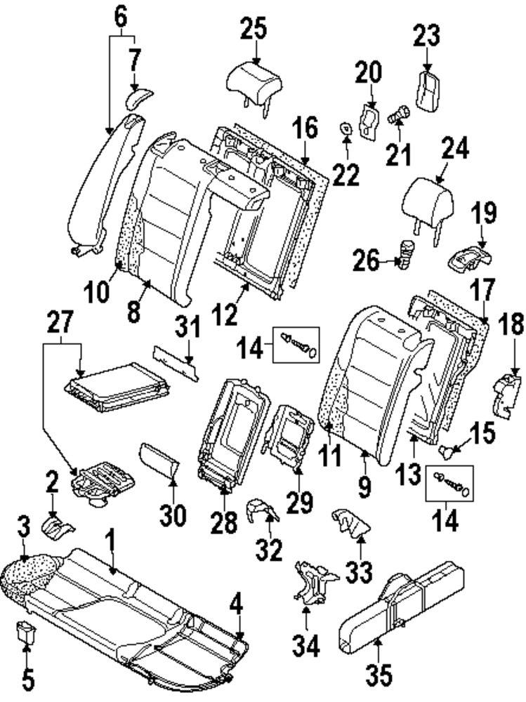 Saab Seat