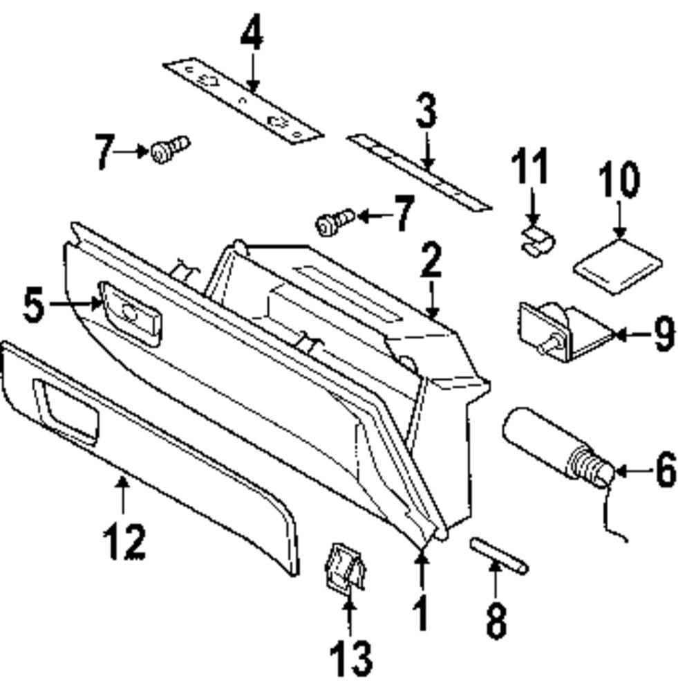 Volvo Xc90 Glove Box Diagram Explore Schematic Wiring 2005 2003 Instrument Panel Parts Mopardirectparts Com Rh Truck Engine Transmission