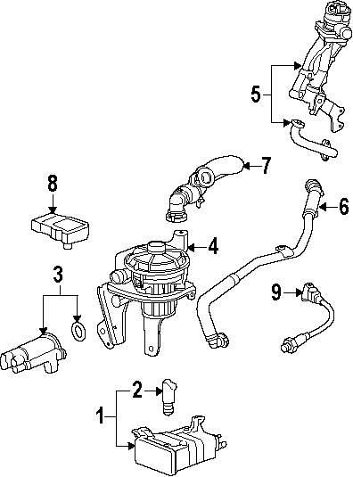 mopar direct parts dodge chrysler jeep ram wholesale retail parts Jeep Comanche Parts genuine buick solenoid valve bui 22865590