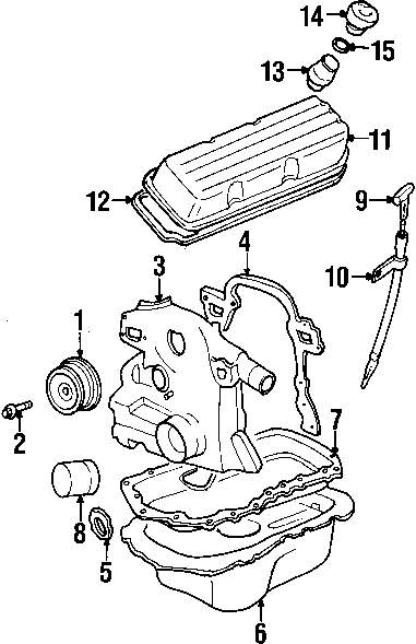 1998 Buick Lesabre Engine And Transaxle Parts This Is Not A Real. Genuine Buick Filler Cap Seal Bui 12593348. Buick. Oil Filter 1998 Buick Lesabre Parts Diagrams At Scoala.co