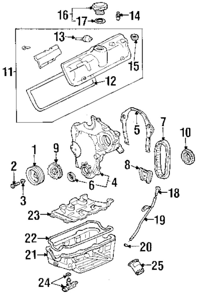 2004 pontiac aztec fuel pump diagram