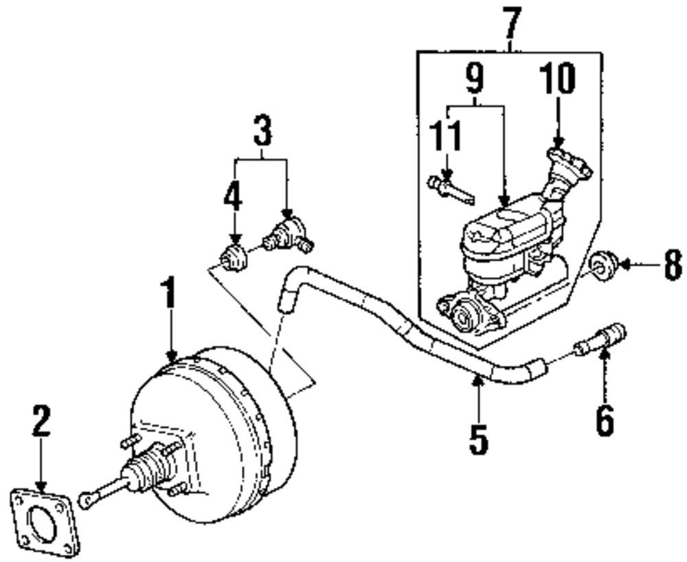 adsit company mercedes benz parts rh mercedesparts adsitco com Chevy Master Cylinder Diagram Master Cylinder Diagram How Works