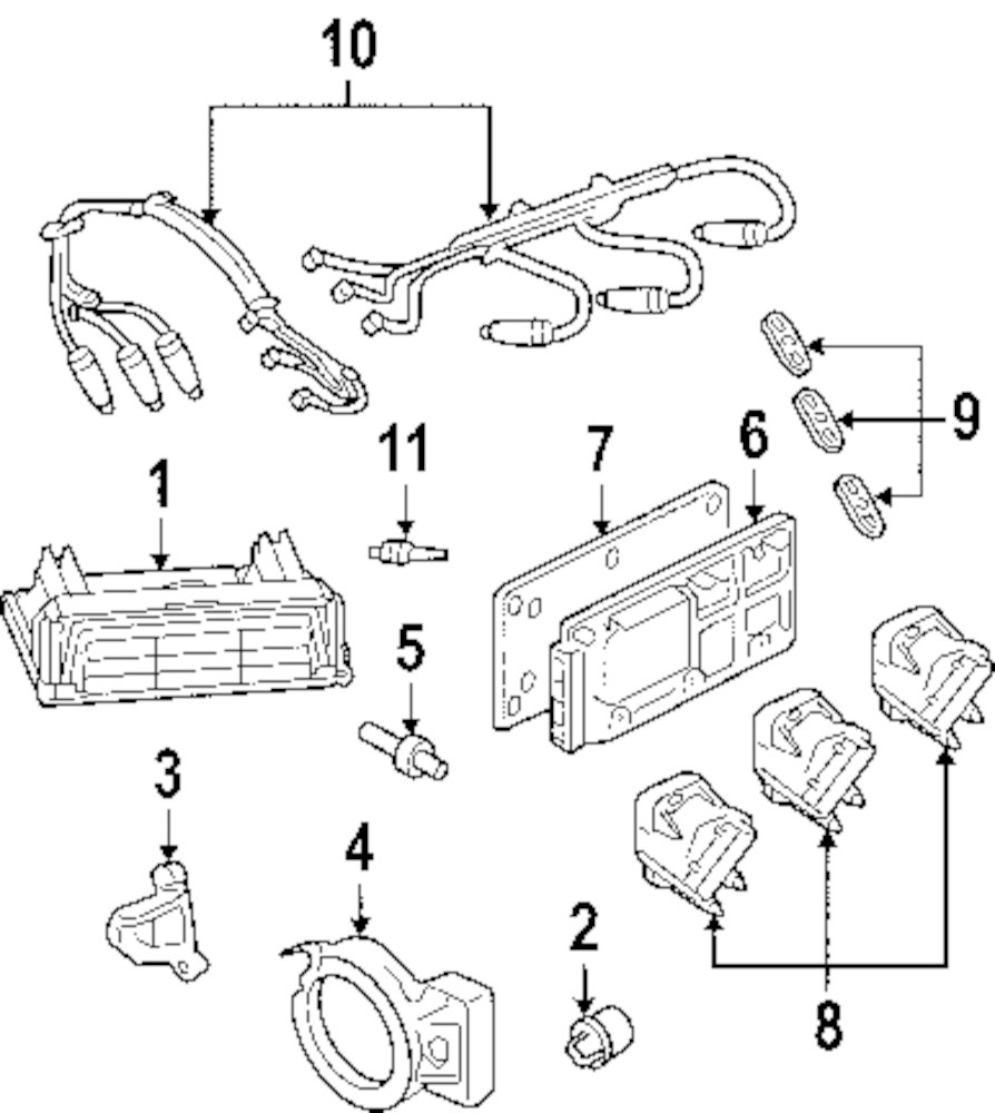 2000 Daewoo Lanos Ignition System Parts This Picture Is A Preview Of Electrical Wiring Diagram Coil Seal