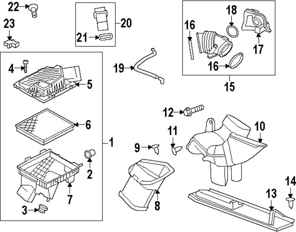 2010 toyota prius parts catalog