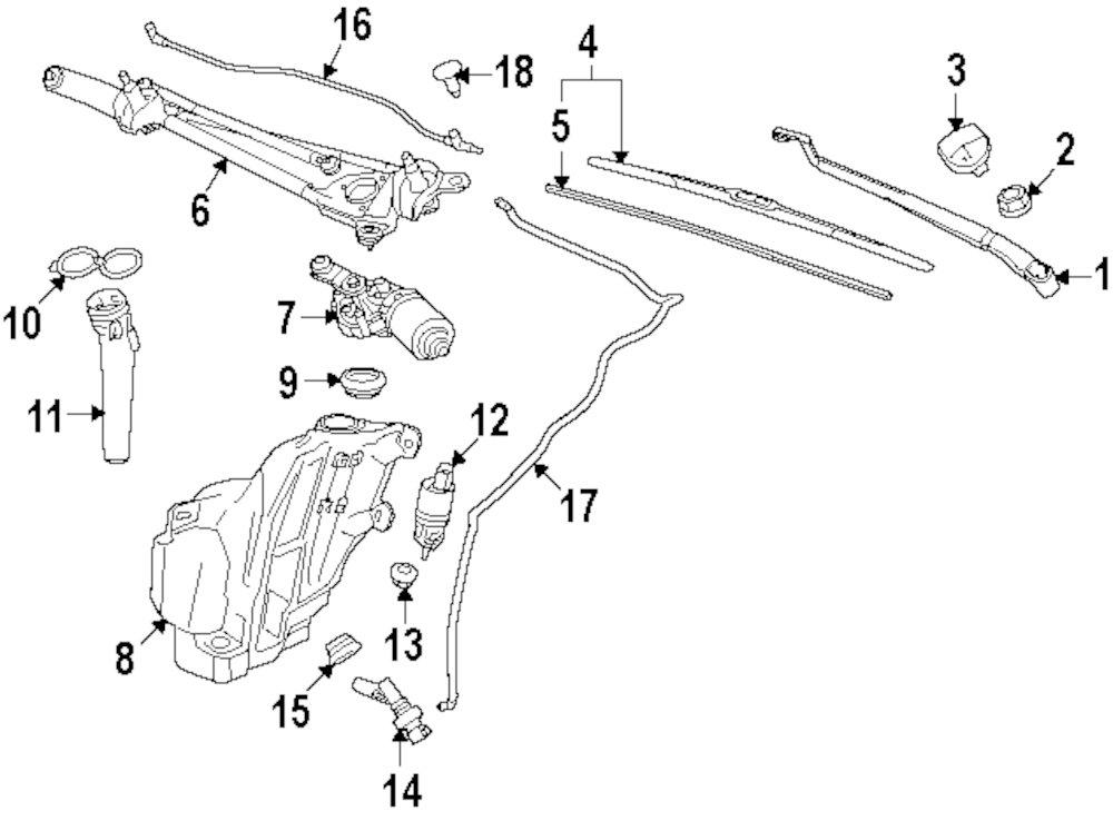 Buick Parts Diagram