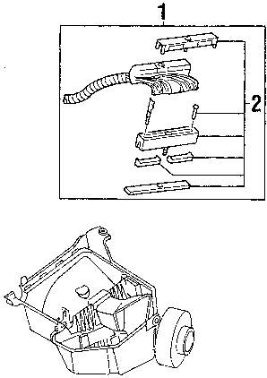 cadillac engine harness   23 wiring diagram images