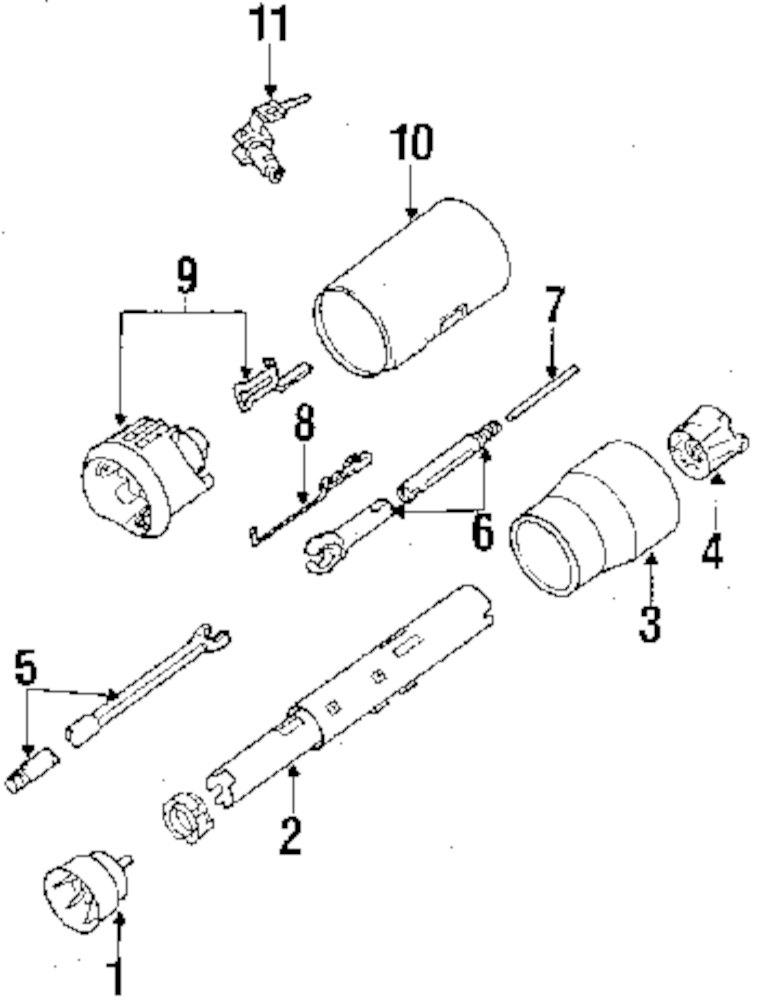 92 Cadillac Seville Wiring Diagram