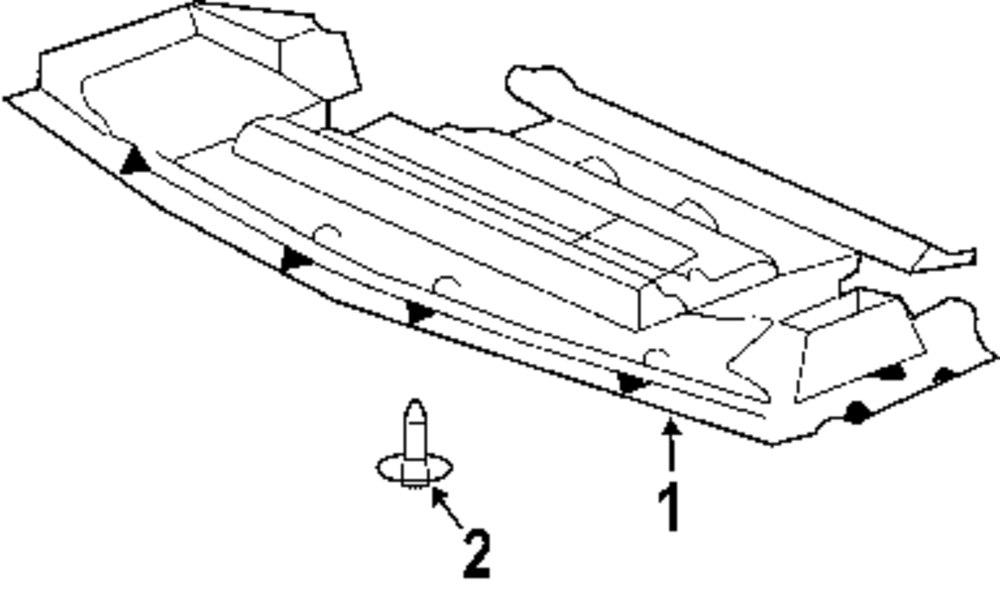 general motor cadillac parts