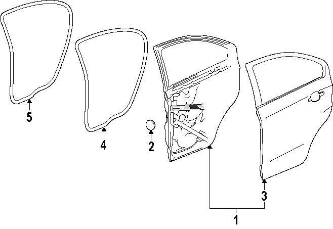 Gmpartsbookdiagrams 2013 Chevrolet Cruze Parts Gm Parts Department