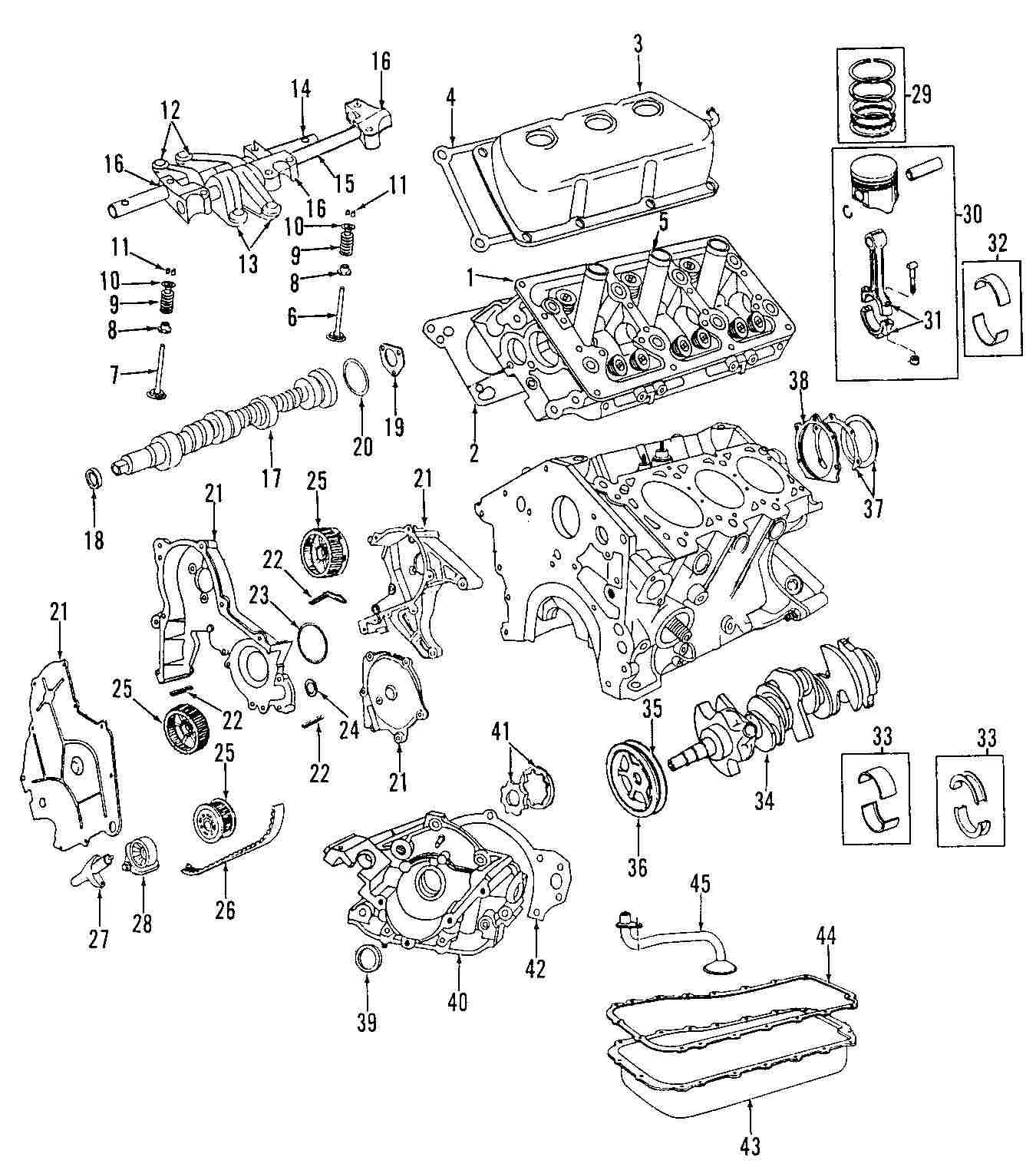 2001 CHRYSLER LHS Parts - Mopardirectparts.com