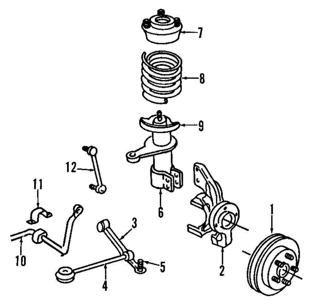 Mopar Direct Parts Dodge Chrysler Jeep Ram Wholesale Retail Suspension Diagram Genuine Seat Bearing Dod 4582772