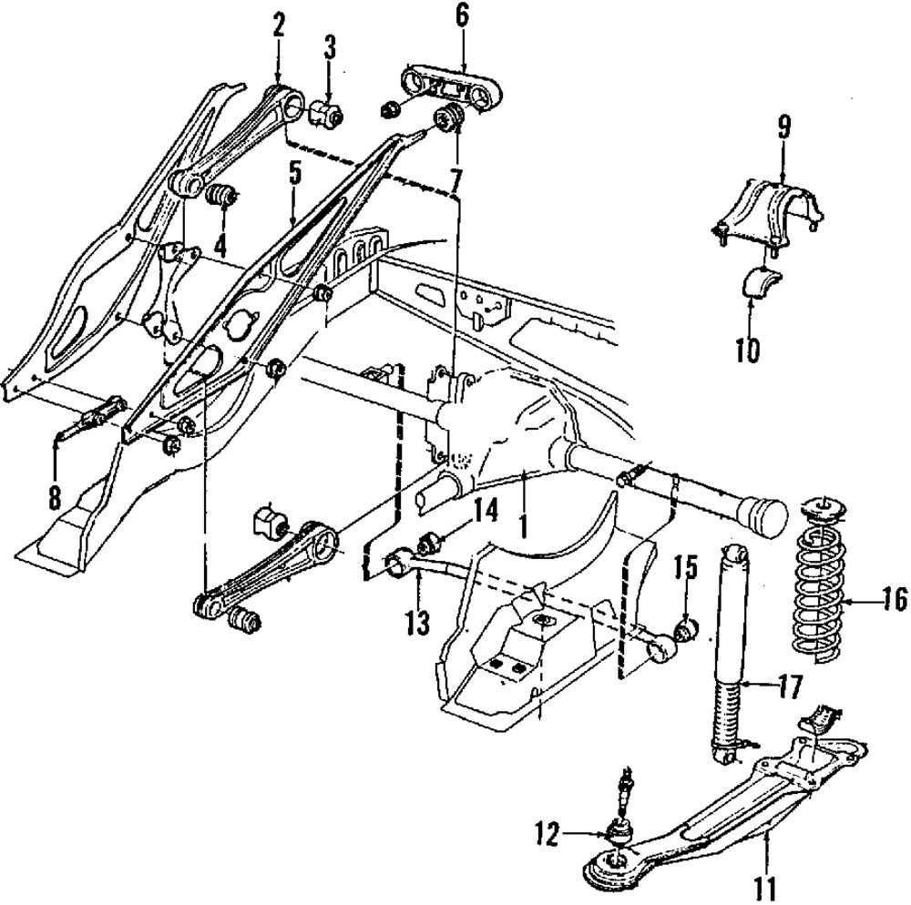 buy rear suspension  suspension components parts for volvo