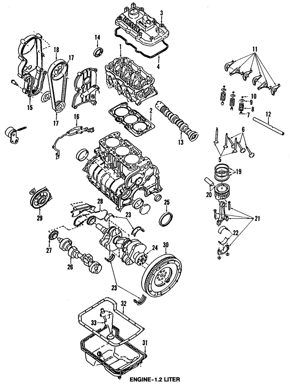 Justy Engine Diagram Free Wiring For You Subaru Alternator Library Rh Networkstress Net Wind 1988